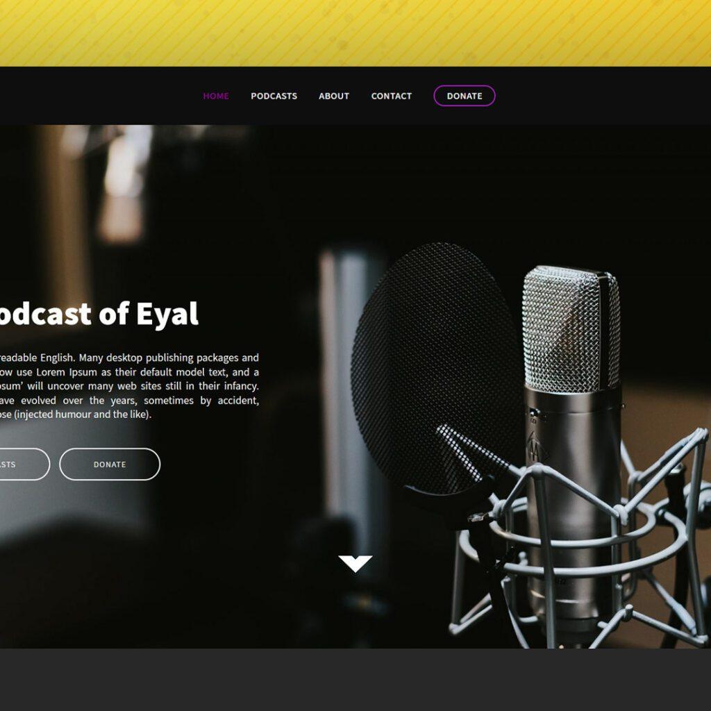 אייל שי – אתר פודקאסט